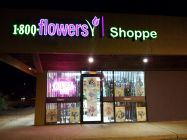 1-800-FLOWERS SHOPPE | (Swan & Columbus)